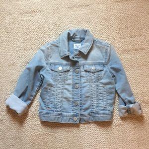 GapKids 5 regular stretchy denim jacket